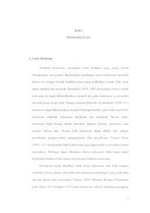 Representasi Kekerasan Simbolik Terhadap Perempuan Studi Analisis Wacana Kritis Pada Novel Imperfect Karya Meira Anastasia Repository Universitas Bangka Belitung